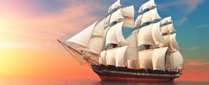 Почему корабль держится на воде