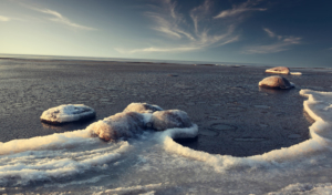 Почему соленая вода не замерзает