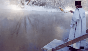 Почему святую воду называют святой