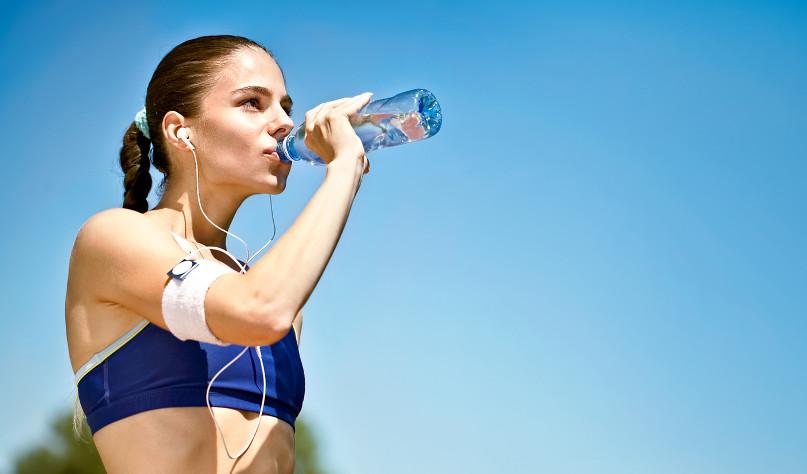 Почему нельзя пить после тренировки