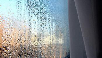 Почему на окнах в доме конденсат