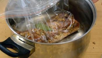 Можно ли варить пищевую пленку в воде