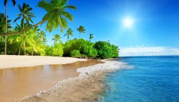 Почему образуются бризы на побережье океана