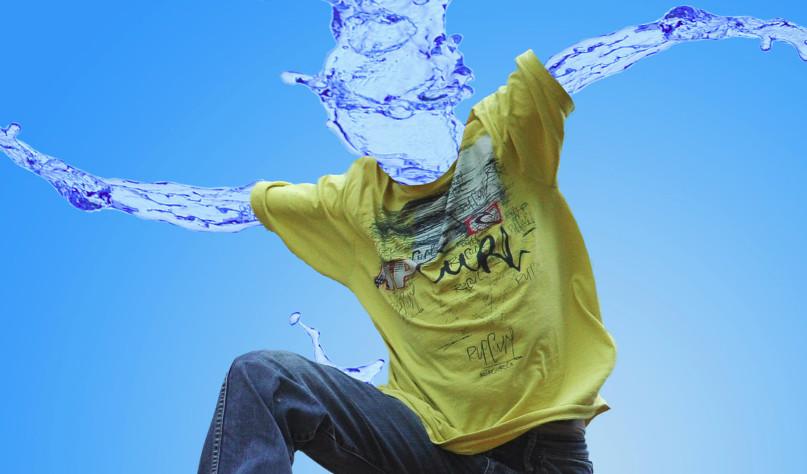 Почему человек состоит из воды