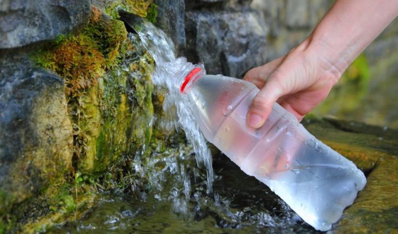 Можно ли пить воду из родника